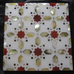 Designer Tile with Jasper