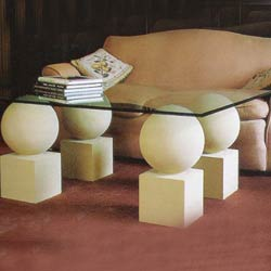 Makrana Pedestals & Table Base